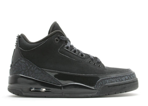 "Air Jordan 3 Retro ""Black Cat"""