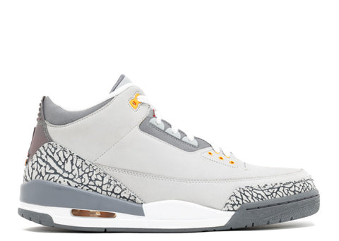 "Air Jordan 3 Retro ""Cool Grey"""