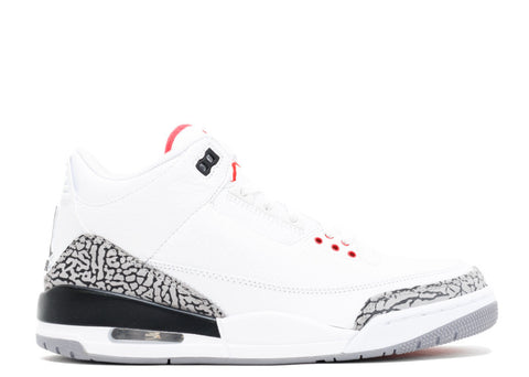 Air Jordan 3 Retro (2011) white/cement grey