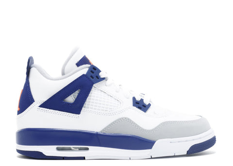 "Air Jordan 4 Retro GS ""Knicks"""