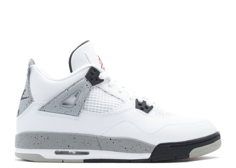 Air Jordan 4 Retro OG GS (2016) white/cement