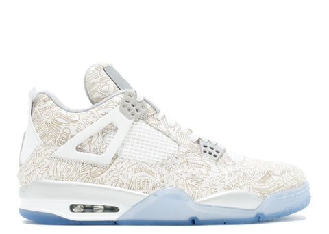 "Air Jordan 4 Retro Laser ""Chrome"""