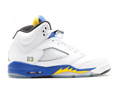 "Air Jordan 5 Retro GS ""Laney"""