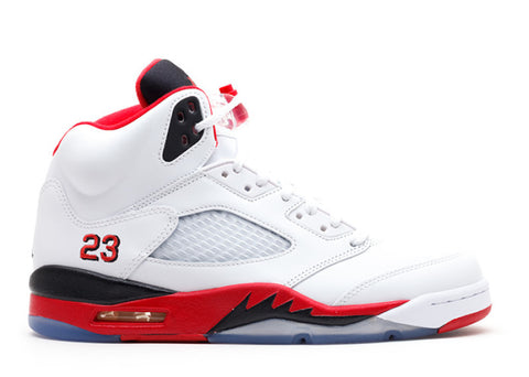 "Air Jordan 5 Retro (2013) ""Fire Red"""