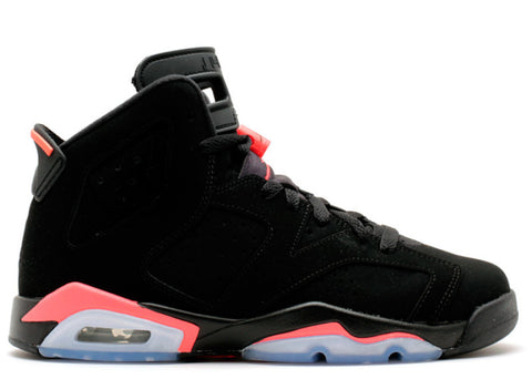 "Air Jordan 6 Retro (2014) GS ""Black Infrared"""