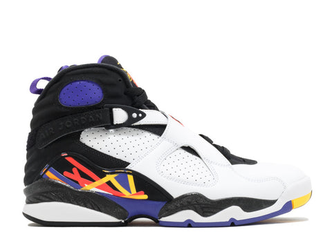 "Air Jordan 8 Retro ""Three Peat"""