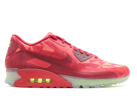 "Air Max 90 Ice ""Red Glow"""