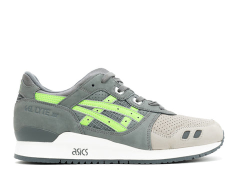 "Asics Gel Lyte III ""Super Green"""