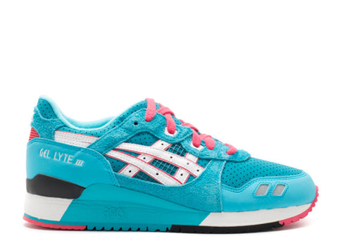 "Asics Gel-Lyte III x BAIT ""Teal Dragon"""