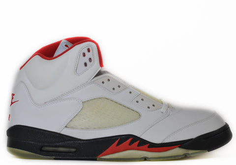"Air Jordan 5 Retro (1999) ""Fire Red"""