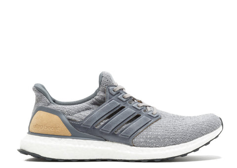"Adidas Ultra Boost LTD 3.0 ""Grey Leather Cage"""