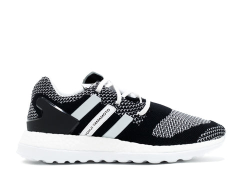 Adidas Y-3 Pure Boost ZG Knit black/white