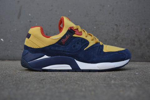 "Saucony Grid 9000 x Packer Shoes ""Snow Beach"""