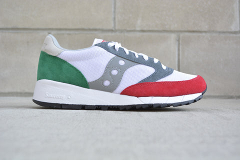 Saucony Jazz 91 x ALIFE white/green-red