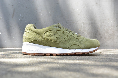 "Saucony Shadow 6000 ""Packer Exclusive"" Olive"