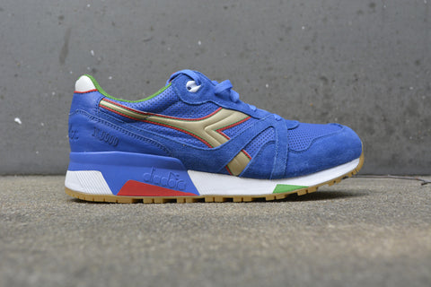 "Diadora N9000 x Packer Shoes ""Azzurri"""