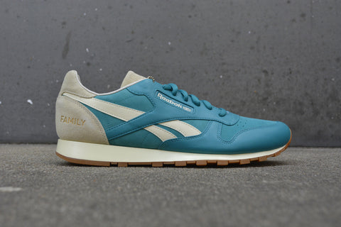 "Reebok CL LTHR x Burn Rubber ""Spirit Of Detroit"""