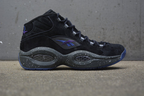 "Reebok Question Mid ""Token 38"" black/purple"