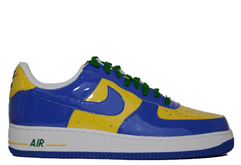 "Nike Air Force 1 ""Brazil"""