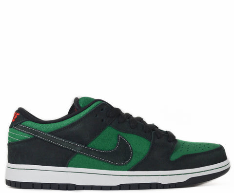 Nike SB Dunk Low pine green/black