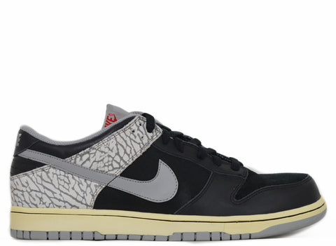 Nike Dunk Low CL black/cement