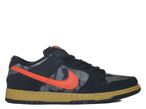 "Nike SB Dunk Low ""Camo Toe"""