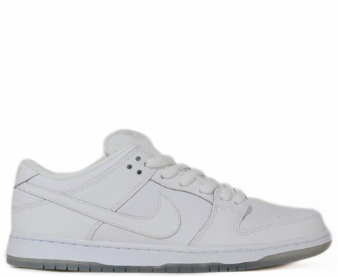 Nike SB Dunk Low white/base grey