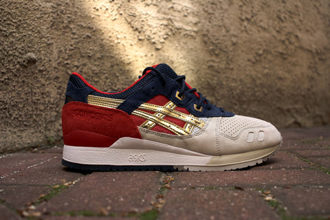 "Asics Gel Lyte III x Concepts ""25th Anniversary"""