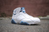 "Air Jordan 7 Retro GS ""French Blue"""