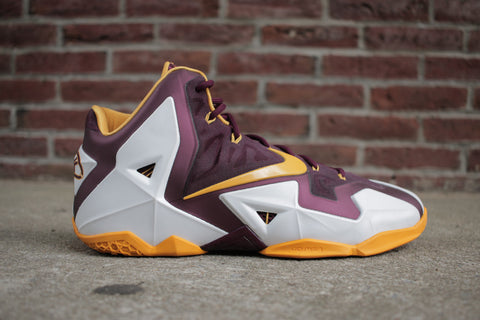"Nike Lebron 11 ""Christ The King"" Home PE"