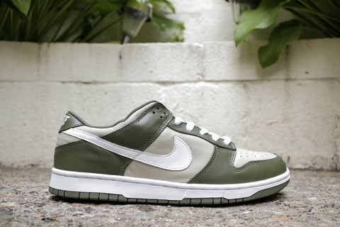 Nike Dunk Low Pro light stone/faded olive