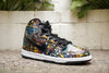 "Nike SB Dunk High x Concepts ""Stained Glass"""