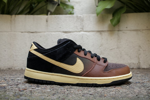 "Nike SB Dunk Low Premium ""Black & Tan"""