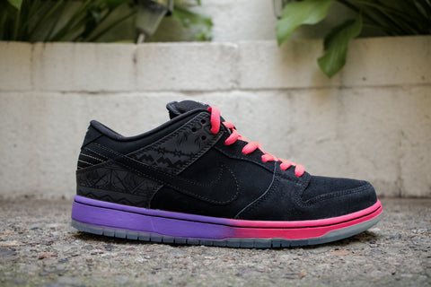 "Nike SB Dunk Low QS ""Black History Month"""