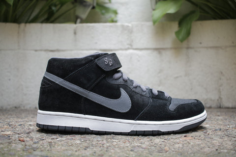Nike SB Dunk Mid black/graphite