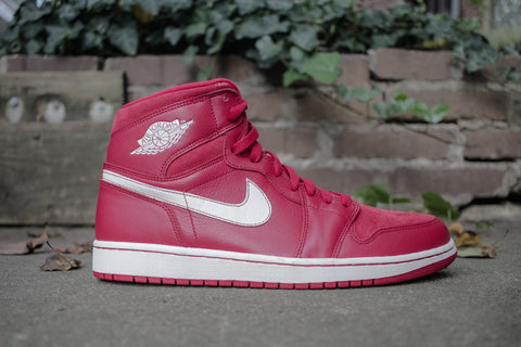"Air Jordan 1 Retro OG ""Euro Gym Red"""