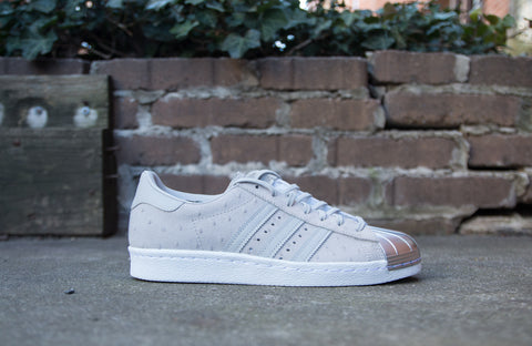 "Adidas Superstar 80's ""Metal Toe"""