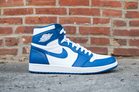 "Air Jordan 1 Retro ""Storm Blue"""