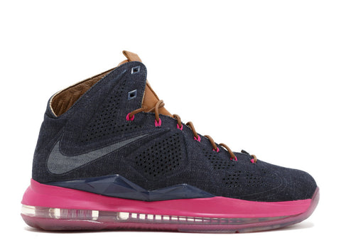 "Nike Lebron 10 EXT ""Denim"""