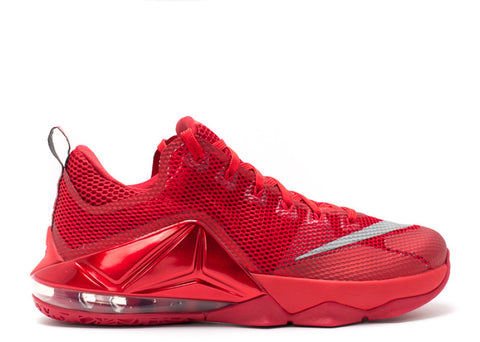 "Nike Lebron 11 Low ""All Over Red"""