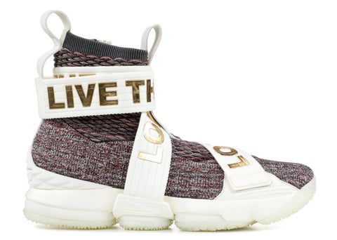 "Nike Lebron 15 LIF x KITH ""Stained Glass"""