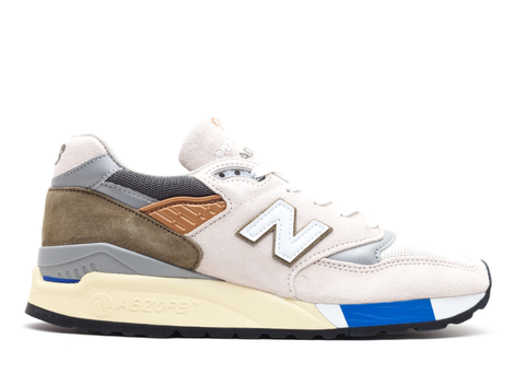 "New Balance 998 x Concepts ""C-Note"""