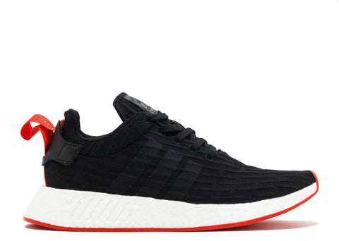 "Adidas NMD R2 PK ""Black Red"""