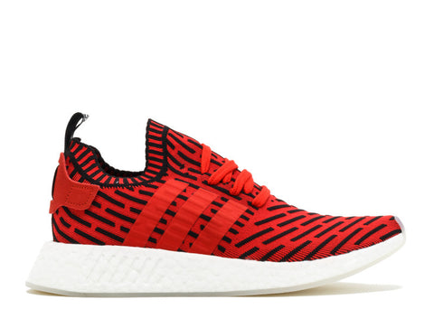 Adidas NMD R2 PK red/black-white