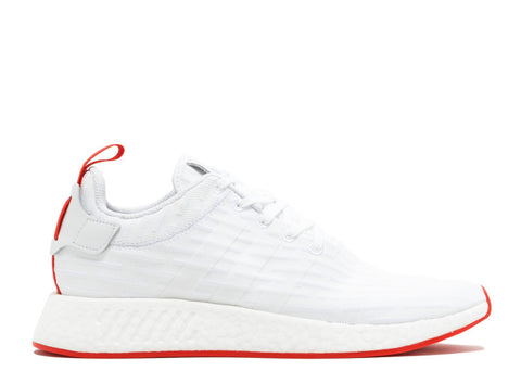 "Adidas NMD R2 PK ""White Core Red"""