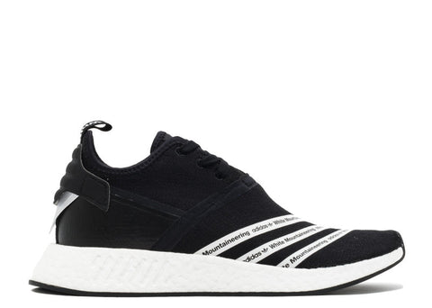 Adidas NMD R2 PK x White Mountain Engineering black/white