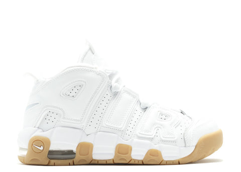 "Nike Air More Uptempo GS ""White Gum"""