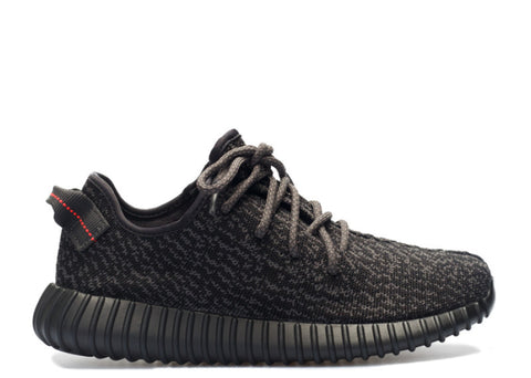 "Adidas Yeezy Boost 350 (2015) ""Pirate Black"""