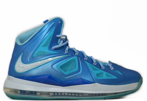 "Nike Lebron  10 ""Blue Diamond"""