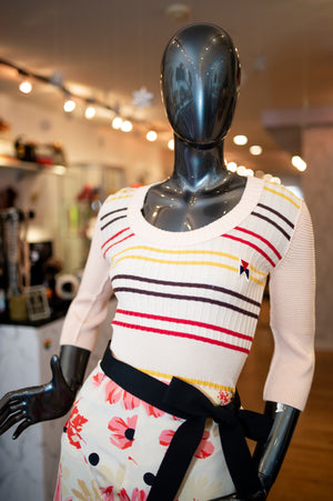 Sonya Rykiel Striped Sweater
